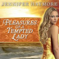 Cover image for Pleasures of a tempted lady
