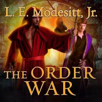 Imagen de portada para The order war. bk. 4 Saga of Recluce series
