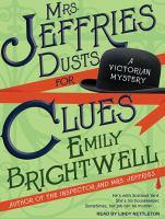 Imagen de portada para Mrs. Jeffries dusts for clues. bk. 2 Mrs. Jeffries series