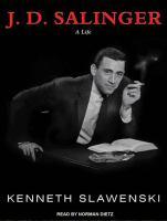Imagen de portada para J. D. Salinger a life