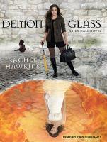 Imagen de portada para Demonglass. bk. 2 Hex Hall series