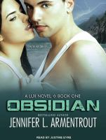 Imagen de portada para Obsidian. bk. 1 Lux series
