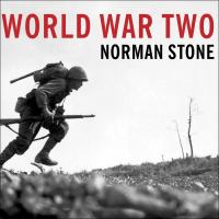Cover image for World war two a short history