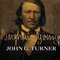 Cover image for Brigham young pioneer prophet