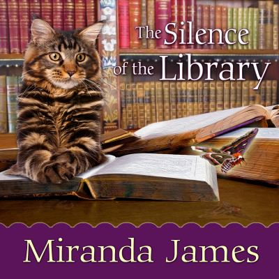 Cover image for The silence of the library