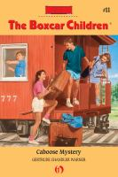 Cover image for Caboose mystery
