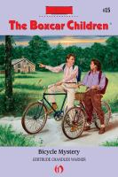 Cover image for Bicycle mystery