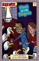Cover image for Planet of the penguins. bk. 2 : Alien math series