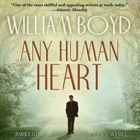 Imagen de portada para Any human heart [sound recording CD]