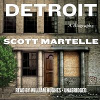 Cover image for Detroit a biography