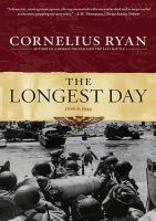 Cover image for The longest day June 6, 1944
