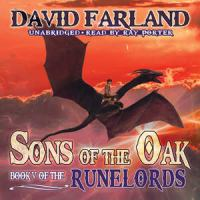Imagen de portada para Sons of the oak. bk. 5 The runelords series