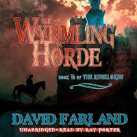 Imagen de portada para The Wyrmling horde. bk. 7 The Runelords series