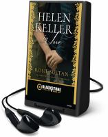 Cover image for Helen Keller in love