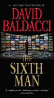 Cover image for The sixth man. bk. 5  Sean King and Michelle Maxwell series