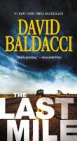 Cover image for The last mile. bk. 2 [large print] : Amos Decker series