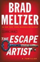 Cover image for The escape artist