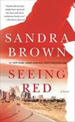 Cover image for Seeing red [large print]