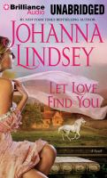 Cover image for Let love find you [sound recording CD] : a novel
