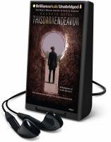 Cover image for This dark endeavor. bk. 1 the apprenticeship of Victor Frankenstein series