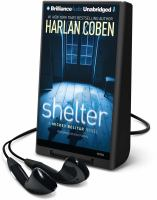 Cover image for Shelter. bk. 1 Mickey Bolitar series