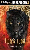 Imagen de portada para Tiger's quest. bk. 2 Tiger's curse series