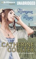 Cover image for Moonspun magic. bk. 3 [sound recording CD] : Magic trilogy series