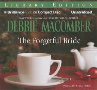 Cover image for The forgetful bride [sound recording CD]
