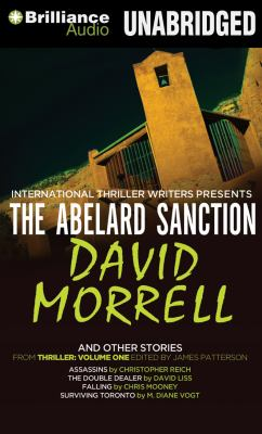 Cover image for The Abelard sanction and other stories from Thriller: Volume One