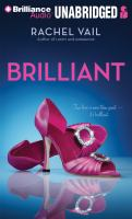 Cover image for Brilliant. bk. 3 Avery sisters trilogy