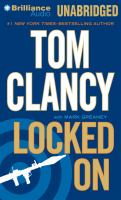 Cover image for Locked on. bk. 14 Jack Ryan series