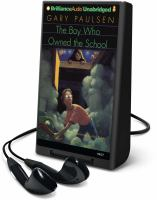 Cover image for The boy who owned the school