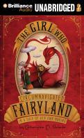 Imagen de portada para The girl who circumnavigated Fairyland in a ship of her own making
