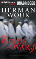 Cover image for The winds of war. Part 1, Discs 1-19