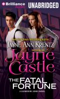 Cover image for The fatal fortune. bk. 4 [sound recording CD] : Guinevere Jones series