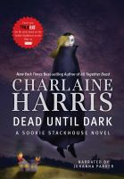Cover image for Dead until dark