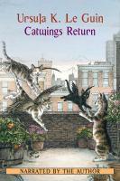 Imagen de portada para Catwings return