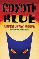Cover image for Coyote blue