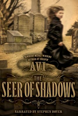 Cover image for The seer of shadows