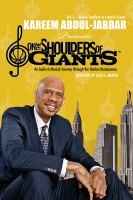 Imagen de portada para On the shoulders of giants. Vol. 2, Master intellects & creative giants [an audio & musical journey through the Harlem Renaissance]