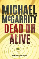 Cover image for Dead or alive