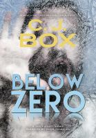 Cover image for Below zero
