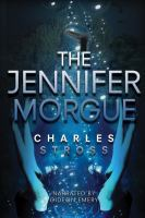 Cover image for The Jennifer morgue