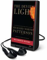 Cover image for The devil's light a novel