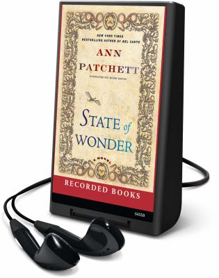 Cover image for State of wonder a novel
