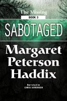Cover image for Sabotaged