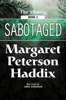Imagen de portada para Sabotaged