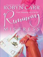 Cover image for Runaway mistress