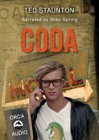 Cover image for Coda [sound recording CD] : Seven sequels