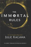 Cover image for The immortal rules